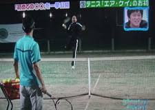 プラテニの浜田コーチがTV番組収録に参加